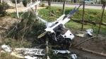 पंजाब के पटियाला में एनसीसी का एयरक्राफ्ट हुआ क्रैश, पायलट की हादसे में मौत