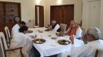 PICS:जब एक ही टेबल पर अमित शाह और ममता बनर्जी ने किया लंच, होस्ट बने नवीन पटनायक