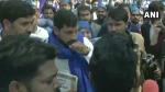 आरक्षण को लेकर चंद्रशेखर आजाद ने मंडी हाउस से संसद तक निकाला मार्च