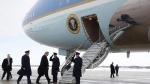 Namastey Trump:अहमदाबाद लैंड करने से पहले अमेरिकी राष्ट्रपति डोनाल्ड ट्रंप ने हिंदी में किया ट्वीट