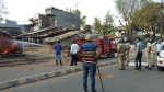 गुजरात में दो समुदायों के बीच झड़प, 13 लोग घायल, घर-दुकानें जलाई गईं