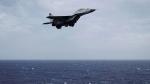 गोवा: मिग-29 प्रशिक्षण के दौरान क्रैश, पायलट सुरक्षित बाहर निकला