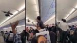VIDEO: अहमदाबाद से जयपुर जाते हवाई जहाज में उड़े कबूतर, यात्रियों में मचा कोलाहल, देखिए