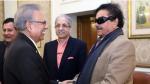 कांग्रेस नेता शत्रुघ्न सिन्हा ने पाक राष्ट्रपति आरिफ अल्वी से की मुलाकात, कश्मीर पर हुई चर्चा, तस्वीरें वायरल