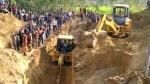 सीतापुर: 40 फुट गहरे बोरवेल में फंसा युवक, राहत बचाव कार्य जारी