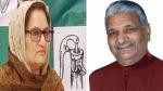 BJP सांसद विजयपाल तोमर व पूर्व सांसद तबस्सुम हसन को पुलिस ने लिया हिरासत में