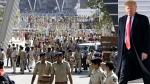 मोदी-ट्रंप के मोटेरा पहुंचने से पहले स्टेडियम पर पुलिस-कमांडोज की रिहर्सल, सड़कें 8 बजे से ब्लॉक होंगी