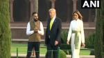 Trump taj mahal visit: गाइड नितिन से खुश हुए अमेरिकी राष्ट्रपति डोनाल्ड ट्रंप, दिया ये अनोखा उपहार