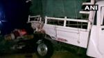 तेलंगाना: Coronavirus लॉकडाउन के चलते लॉरी में चढ़कर घर वापस जा रहे थे मजूदर, हादसे में 5 की मौत