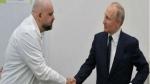जिस डॉक्टर से रूसी राष्ट्रपति पुतिन ने मिलाया था हाथ, वो भी हुआ कोरोना वायरस पॉजिटिव
