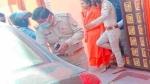हिंदू महासभा की पूजा शकुन पांडेय घर से हुई गिरफ्तार, जमातियों पर दिया था विवादित बयान