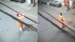 VIDEO: पीएम के दीया जलाने की अपील पर मुंह से आग लगाकर कर रहा था स्टंट, पूरे चेहरे पर लग गई आग