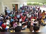 गुजरात से 19 राज्यों में गईं स्पेशल ट्रेनें, सबसे ज्यादा 550 रेलों ने 8 लाख प्रवासियों को यूपी पहुंचाया