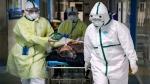 24 घंटे में अमेरिका  में कोरोना वायरस से मरने वालों की संख्या 1225