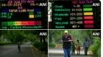 दिल्ली में पारा पहुंचा 46 के पार लेकिन आवो-हवा में सुधार, कम हुआ प्रदूषण