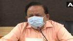 डॉ हर्षवर्धन बोले- देश में तबलीगी जमात की वजह से बढ़े कोरोना के मामले, लेकिन अब चर्चा की जरूरत नहीं