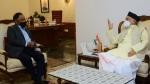 महाराष्ट्र: राज्यपाल कोश्यारी से मिले पूर्व सीएम नारायण राणे, इसलिए की राष्ट्रपति शासन लागू करने की मांग