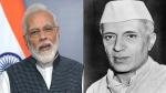 पंडित नेहरू की 56वीं पुण्यतिथि आज, प्रधानमंत्री मोदी ने दी श्रद्धांजलि