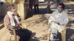 प्रवासी मजदूरों के बाद अब कैब ड्राइवर से मिले राहुल गांधी, फोटो शेयर कर लिखी ये बात
