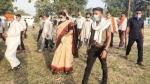 केंद्रीय मंत्री रेणुका सिंह के बिगड़े बोल, अधिकारियों को कमरे में बंद कर बेल्ट से पीटने की दी धमकी