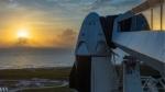 स्पेसएक्स का पहला मानवयुक्त यान अंतरिक्ष में जाने को तैयार, देखें LIVE लॉन्चिंग