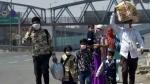 मजदूरों की परेशानियों को लेकर मानवाधिकार आयोग का राज्यों, रेलवे और गृह मंत्रालय को नोटिस