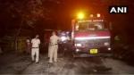 दिल्लीः तुगलकाबाद की बस्ती में फिर लगी आग, दमकल की गाड़ियां मौके पर, लोग हुए बेघर