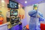 कोरोना वायरस की जांच में रिकॉर्ड बढ़ोतरी, 24 घंटे में हुए 1.42 लाख से ज्यादा टेस्ट