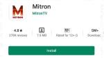 प्राइवेसी पॉलिसी में बदलाव के बाद गूगल प्ले स्टोर ने फिर रिस्टोर किया Mitron App, अब कर सकेंगे डाउनलोड