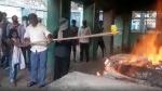 9 साल की बेटी ने किया पिता का अंतिम संस्कार, चिता को दी मुखाग्नि