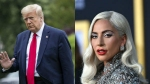 Riots in America: सिंगर लेडी गागा ने डोनाल्ड ट्रंप को कहा 'मूर्ख' और 'नस्लवादी'