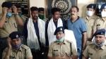 रायगढ़ः कैश वैन से साढ़े 14 लाख की लूट की गुत्थी को 10 घंटे में ही फिल्मी अंदाज में पुलिस ने सुलझाया