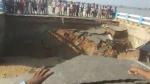 बिहारः ध्वस्त हो गया 264 करोड़ की लागत से बना सत्तरघाट महासेतु, सीएम ने 16 जून को किया था उद्धाटन