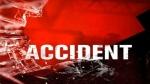 छपराः पंचर बना रहे तीन मजदूरों को ट्रक ने कुचल डाला, लोगों ने किया हंगामा