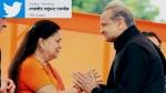 Rajasthan Crisis : ट्विटर पर ट्रेंड कर रहा 'गहलोत वसुंधरा गठजोड़', जानिए इनसाइड स्टोरी