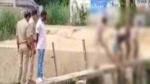 बुलंदशहर: नाबालिग बच्चों से निकलवाया नहर से शव, VIDEO वायरल होने के बाद दो पुलिसकर्मी लाइन हाजिर