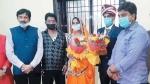 बेटे की मौत के दो साल बाद की बहू की शादी, बेटी की तरह किया विदा