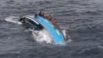 VIDEO: इंडियन कोस्टगार्ड्स ने चेन्नई तट पर डूब रहे 6 श्रीलंकाई मछुआरों को बचाया