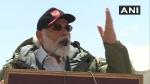 लद्दाख में प्रधानमंत्री ने जवानों का बढ़ाया  उत्साह, पीएम के भाषण की बड़ी बातें