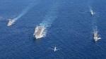 Malabar naval exercise:चीन को घेरने के लिए भारत-अमेरिका-जापान-ऑस्ट्रेलिया का साझा प्लान