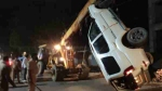 रायबरेली: बेकाबू टाटा सफारी ने 6 राहगीरों को रौंदा, चार की हुई दर्दनाक मौत