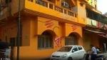 योगी के मंत्री नंदी के पुनर्जन्म उत्सव पर पड़ोसियों के घरों को भगवा रंग से पोता, थाने में केस दर्ज