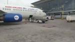 Hyderabad:सूडान जा रहे विमान में बोर्डिंग के वक्त व्हीलचेयर से गिरी कैंसर पीड़ित बुजुर्ग महिला, मौत