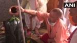 Sawan 2020: सावन का पहला सोमवार आज, सीएम योगी ने की पूजा, देखें तस्वीरें