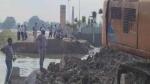 509 करोड़ रुपये में बने बंगरा घाट महासेतु का उद्धाटन करने जा रहे थे सीएम नीतीश कुमार, टूट गया उसका अप्रोच रोड