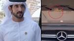VIDEO: चिड़िया ने दिए कार पर अंडे, तो दुबई के प्रिंस ने छोड़ दी करोड़ों की मर्सिडीज