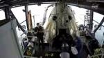 नासा के अंतरिक्ष यात्रियों ने स्पेसएक्स के कैप्सूल से समुद्र में की लैंडिंग, 45 वर्षों में ऐसा पहली बार हुआ