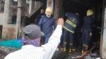 गोदाम में रखे थे 150 ऑक्सीजन सिलेंडर, एक अचानक फटा, आग से युवक की मौत, 15 लोगों को रेस्क्यू किया गया