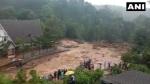 केरल में भारी बारिश के बीच इडुक्की जिले में भूस्खलन, 5 लोगों की मौत, 10 को बचाया गया