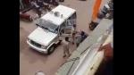 राम मंदिर भूमि पूजन का जश्न मनाते युवक को अफसर ने मारा मुक्का, देखें वायरल वीडियो